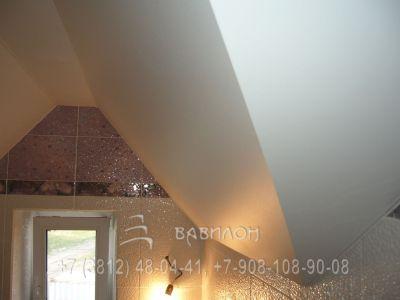 3 D натяжные потолки