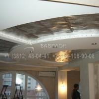 Монтаж светопрозрачных потолков