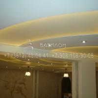 Светопрозрачные потолки Омск