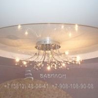 Двухуровневый потолок Омск