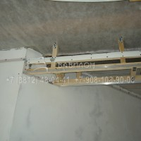 Монтаж трехуровнего потолка в Омске