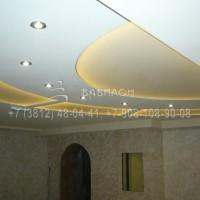 Натяжной потолок в Омске