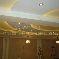 Светопрозрачный потолок
