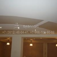 Светопрозрачный потолок в Омске