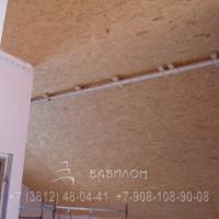 Монтаж 3 Д потолка