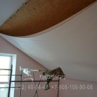 Монтаж 3 Д потолков в Омске