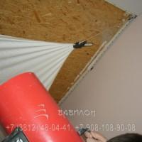 3 Д потолок