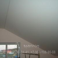 Монтаж 3 Д потолка в Омске