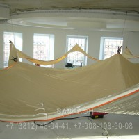 Установка элитного потолка Омск