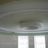 Элитный потолок в Омске