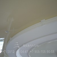 Натяжной потолок элитный